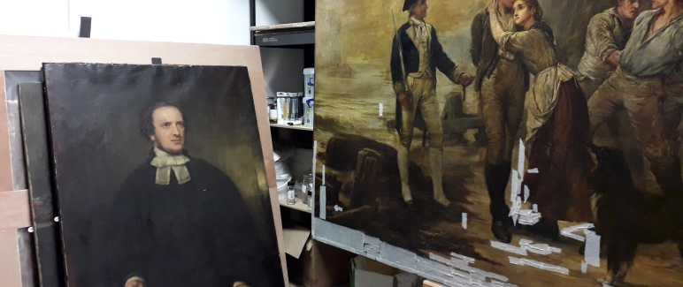 Elizabeth Jowett Conservation of Paintings